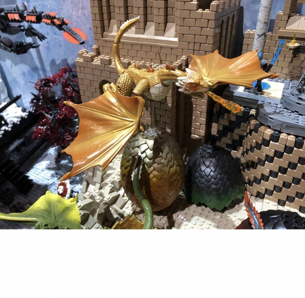 SDCC Preview: Game of Thrones Eggs