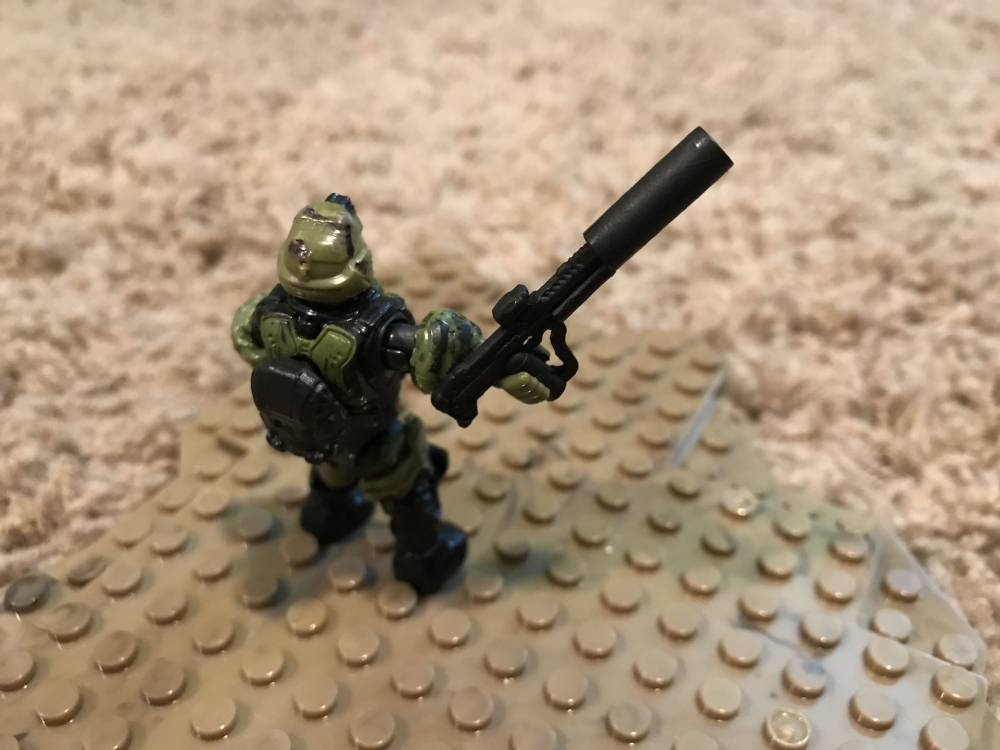 Image of: First Custom + Weapon!!!