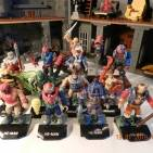 Image of: Motu custom figures