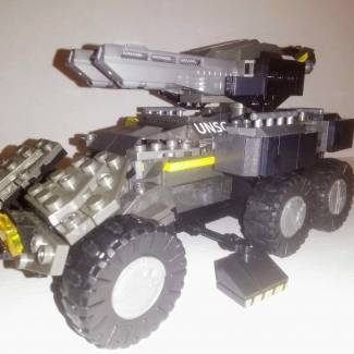 Image of: Custom UNSC Cobra