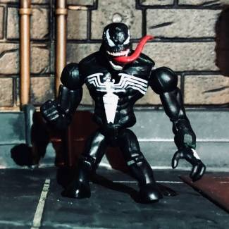 Image of: Custom Venom