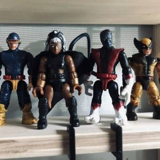 Image of: Custom X-Men