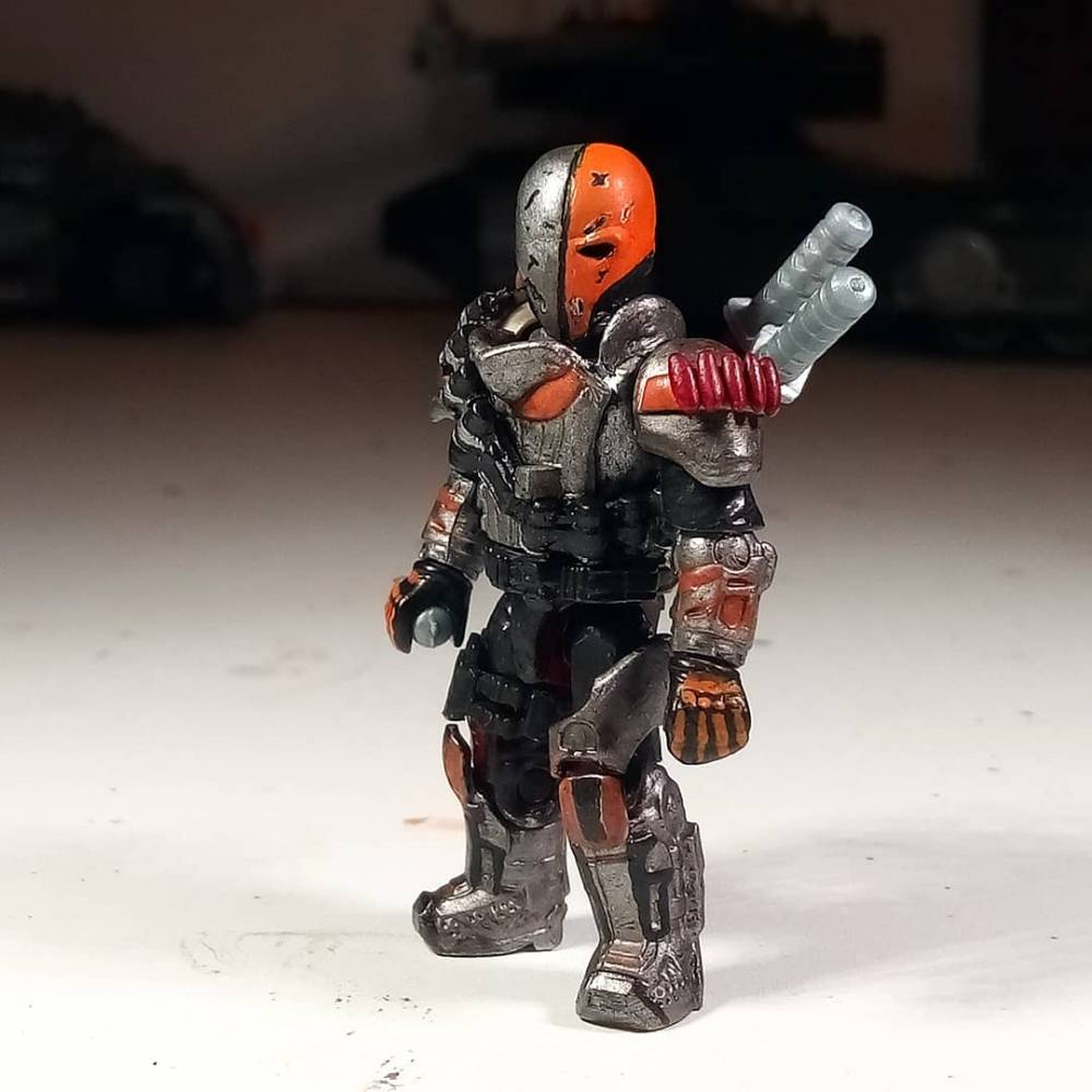 Image of: Deathstroke
