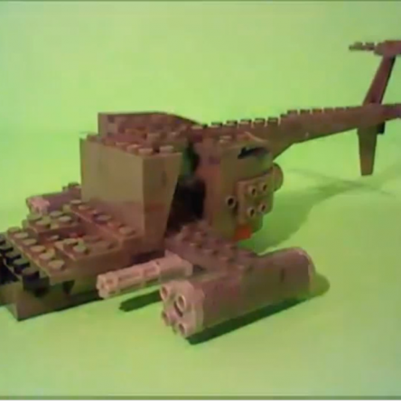 *EPIC* [ STOP MOTION ] SELF-CONSTRUCTION Mega Bloks Call of Duty