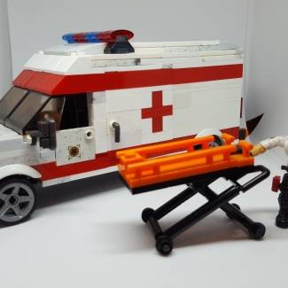 Image of: Ambulance
