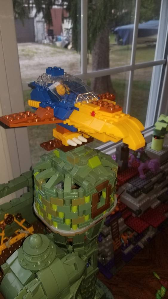 Image of: Point Dread and Talon Fighter