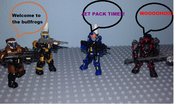 Image of: Halo Reach funny moments Mission : Exodus part 4