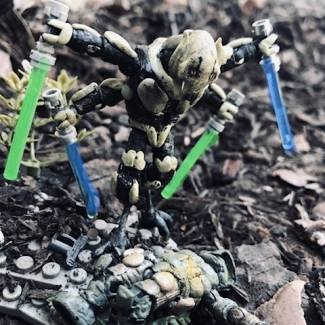 Image of: General Grievous.
