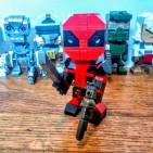 Image of: Kubro Deadpool