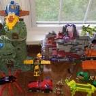 Image of: MOTU collection updated