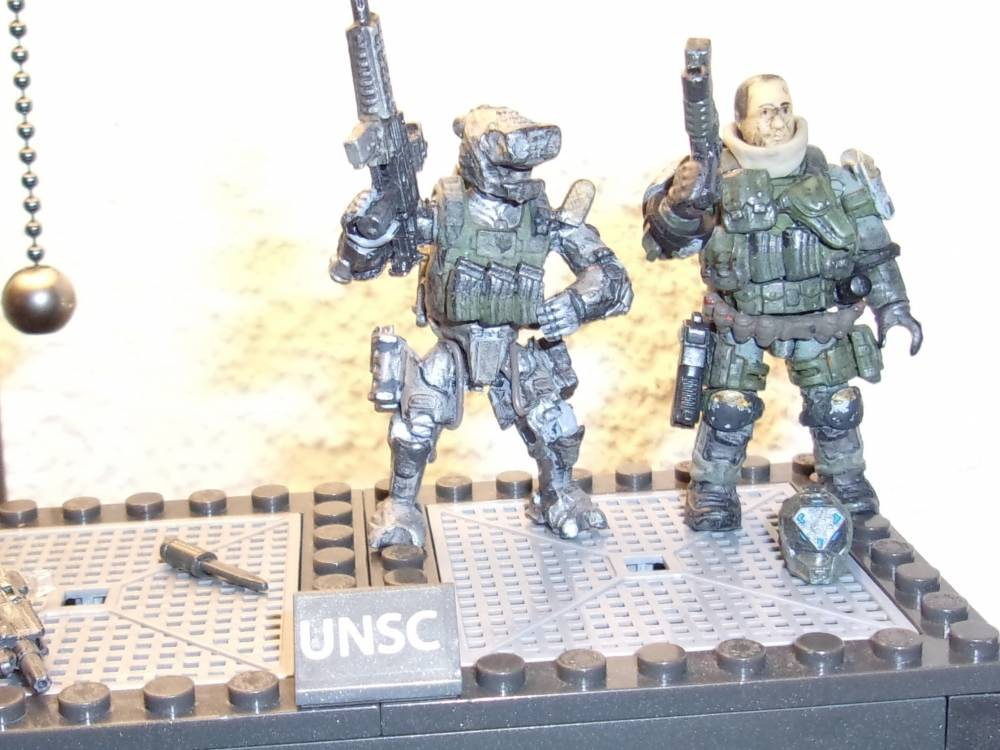 Image of: Titanfall 2 BRD-01 Spectre Finished!
