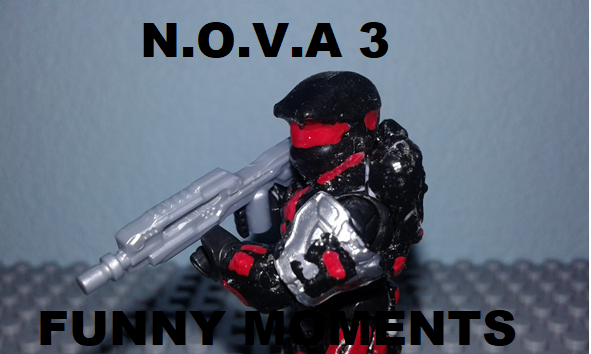 Image of: N.O.V.A 3 Funny Moments Preview