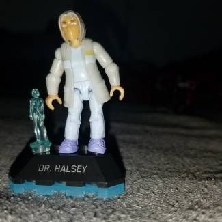 Image of: Dr halsey