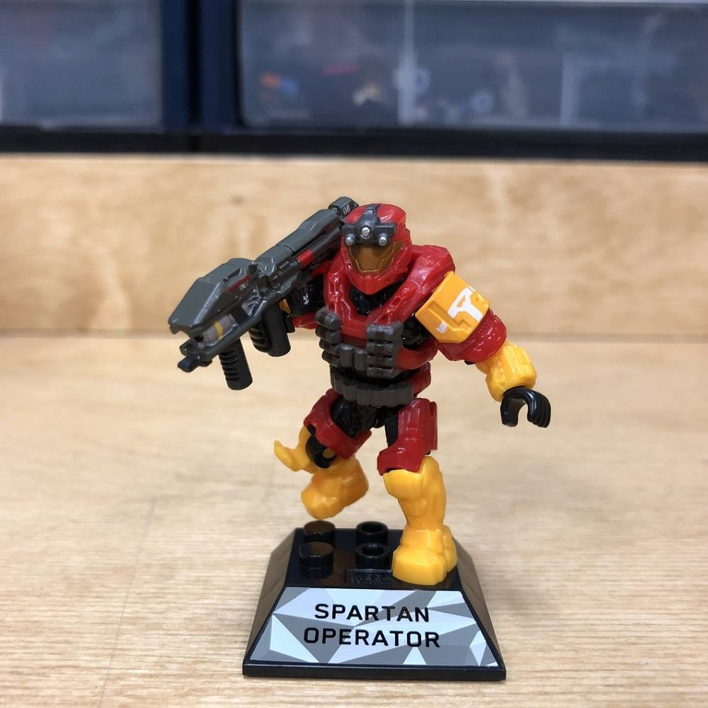 Image of: 2020 Preview: Halo Heroes Series 11