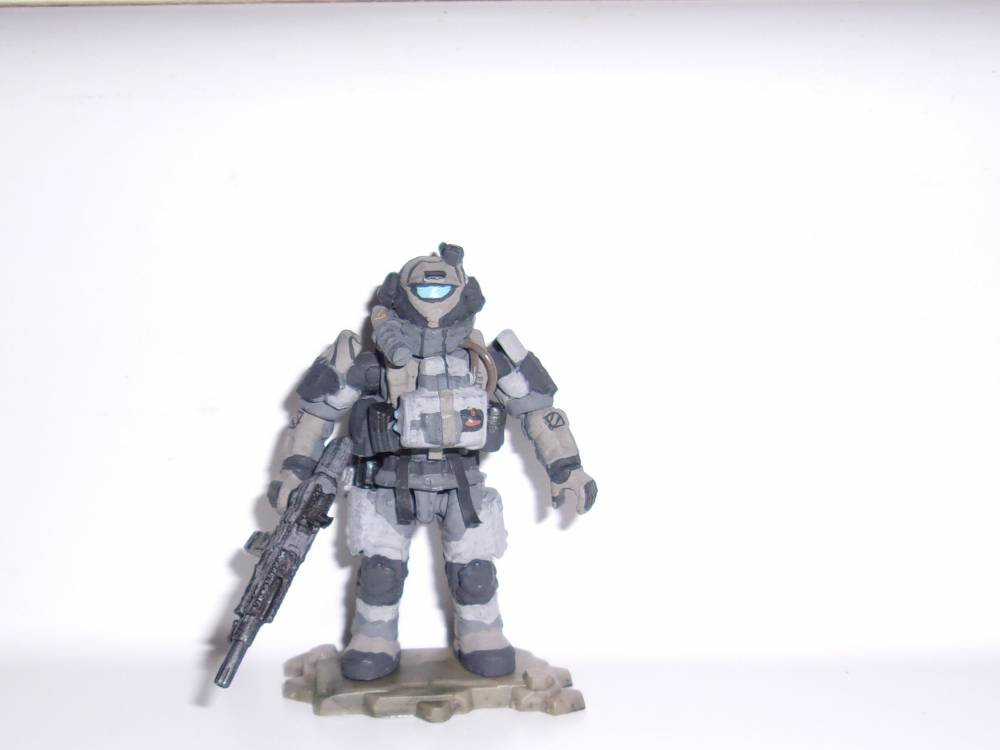 Titanfall Pulse Blade Pilot Finished!