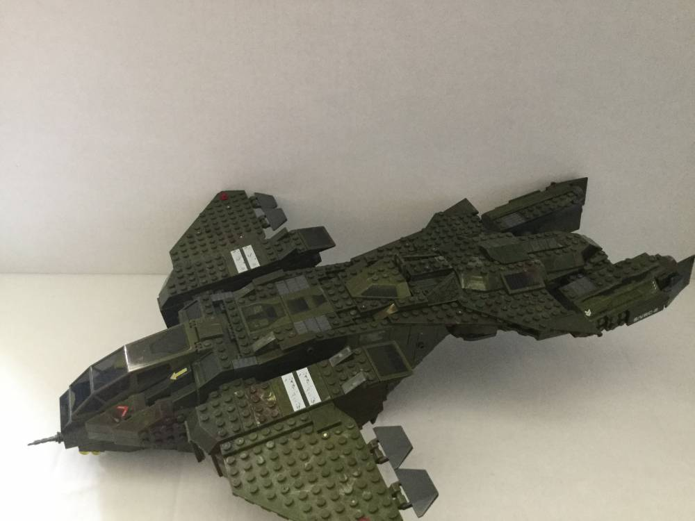(Somewhat) Accurate Halo 3 Pelican