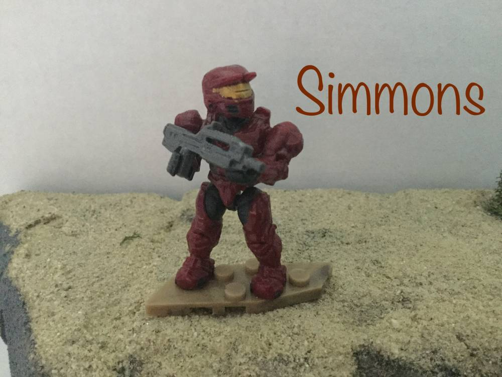 Image of: The Reds and Blues of Blood Gulch