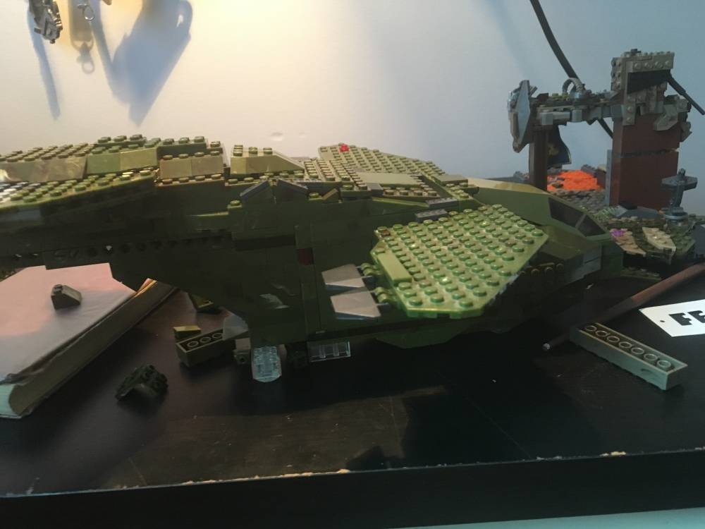 Image of: Newly Rebuilt pelican