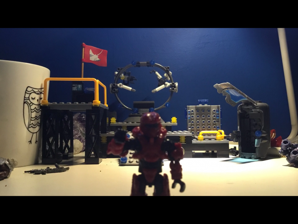 My first stop motion
