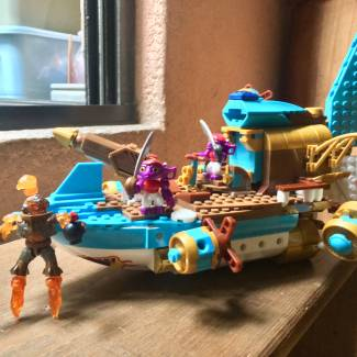 Image of: Reviews of megabloks skylanders