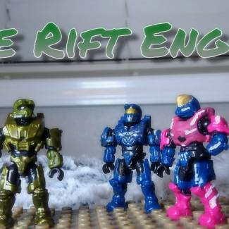Image of: The Rift Engine (Stop Motion)
