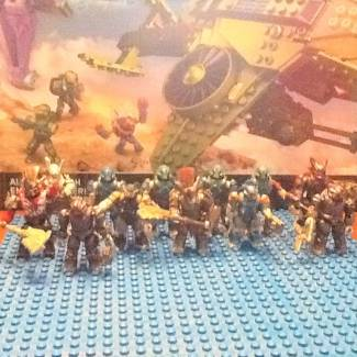 Image of: my brute army