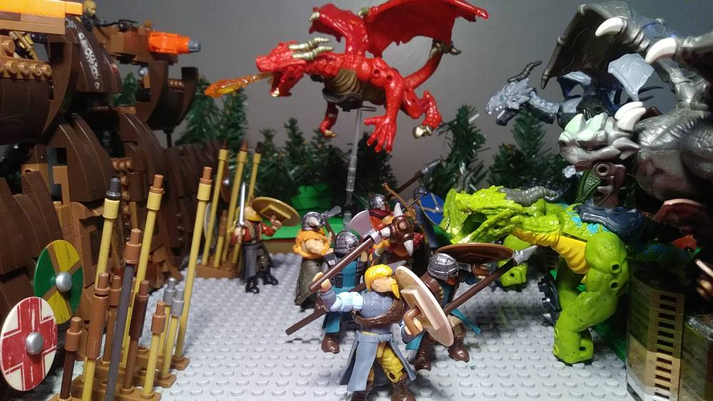 Image of: Dragons!!! At the Gate!!!!!!