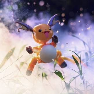 Image of: More Pokemon Action
