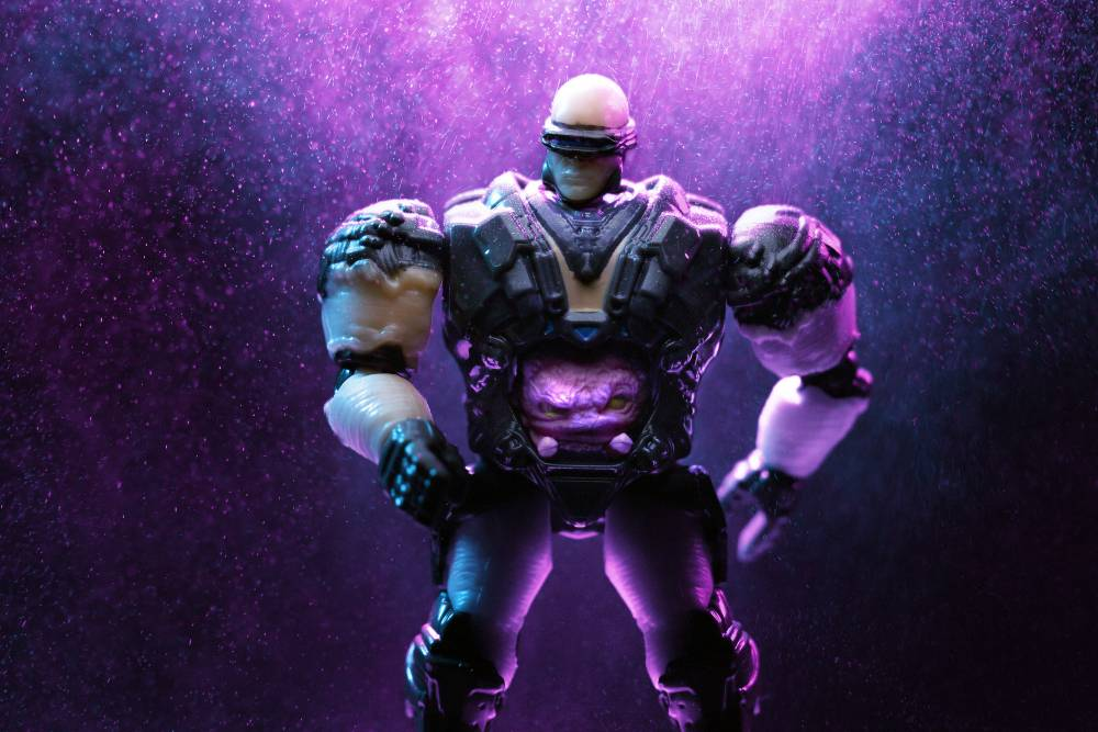 Image of: Krang is here!