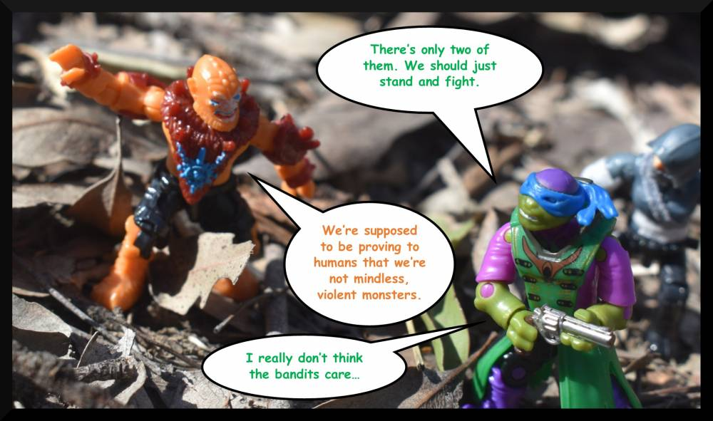 Image of: Wasteland - Lonesome Road - Part 3