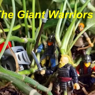 Image of: The Giant Warriors