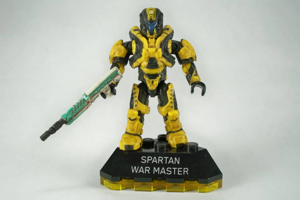 Image of: Spartan War Master