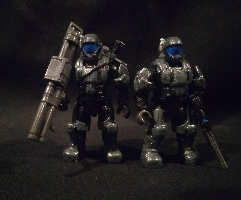 Image of: Second ODST