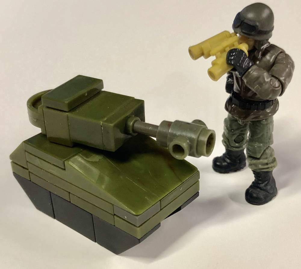 #Tank build off! - Tiny Tank