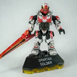 Image of: Spartan Soldier