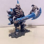 Male Death Knight, Cold dead sword & Ice cracking axe
