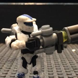 Image of: New McGuffin custom weapon