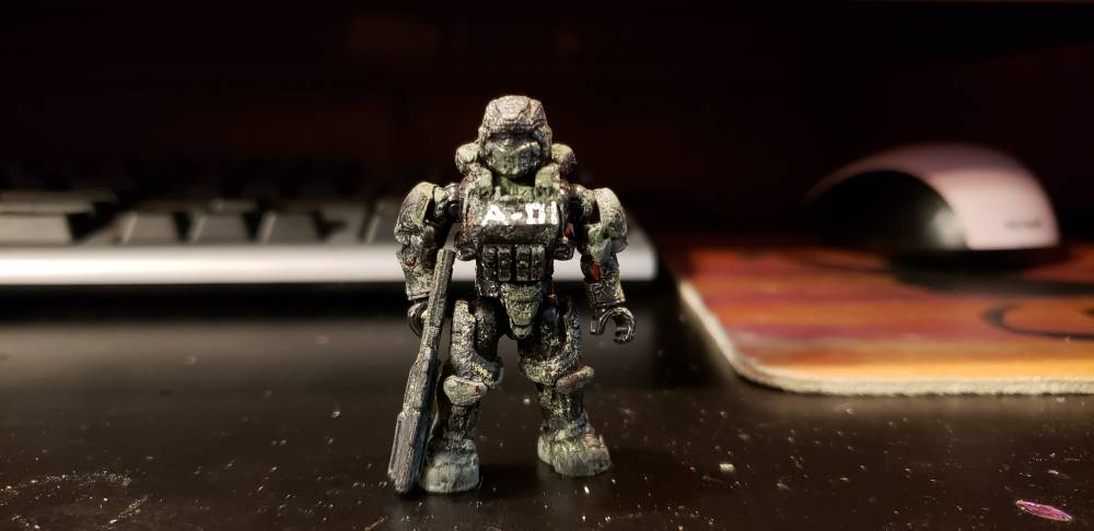 Starship troopers mobile infantryman