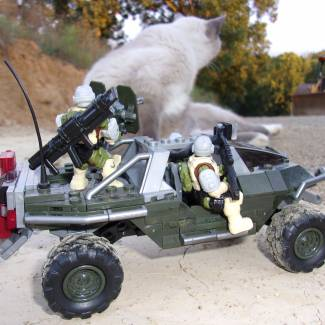 Image of: Joint Task Force Sierra On Patrol Part Two: Monster!