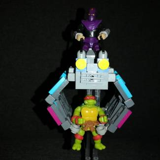 Image of: TMNT Knucklehead