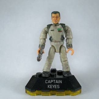 Image of: Captain Keyes