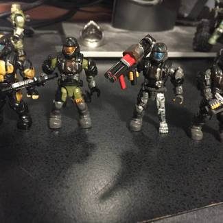Image of: ODST Project