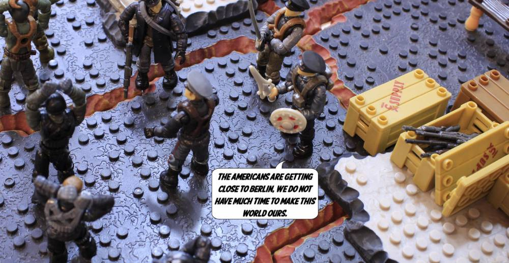 Image of: War of the Gods part Forty Seven