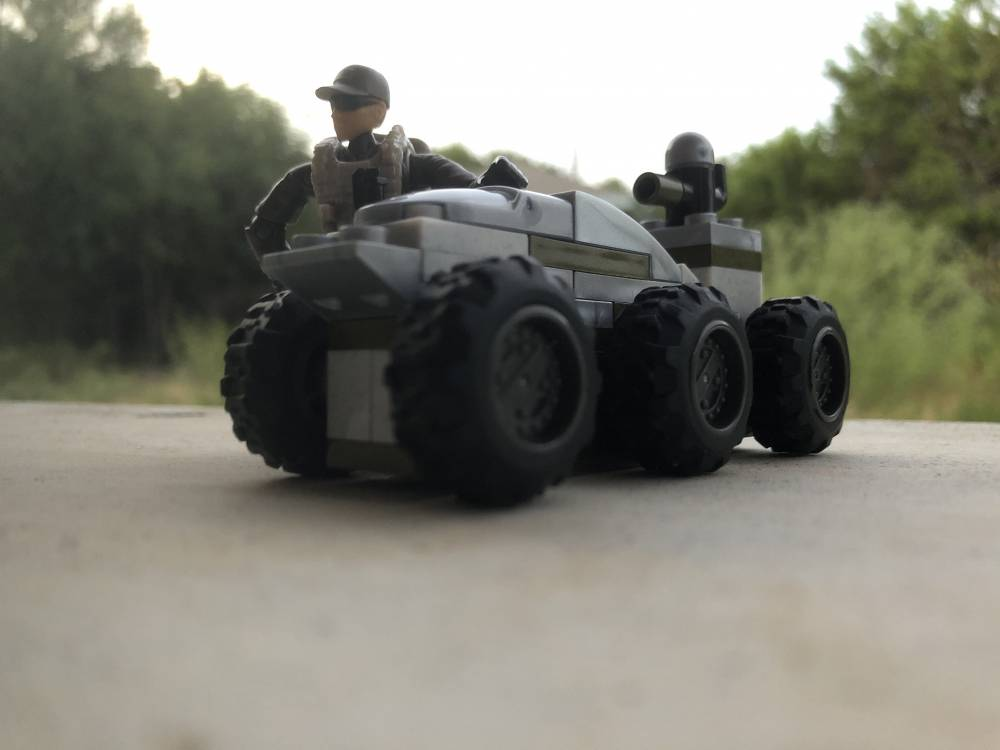 Image of: Tank Contest: M.A.R.C.