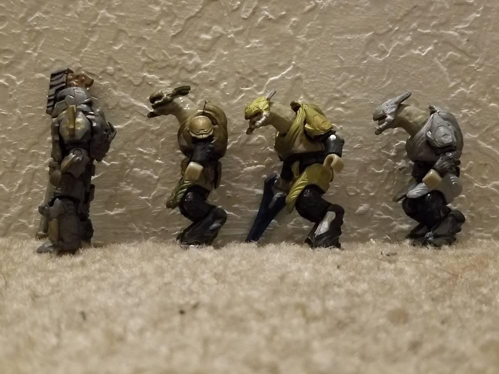 Image of: My current custom banished troops