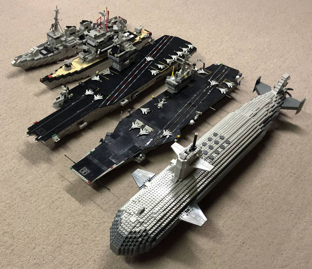 Image of: Vintage ProBuilder Fleet