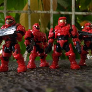 Image of: Red Team
