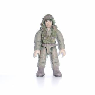 Image of: U.S. 101st Airborne Sniper Finished (Easy Company)