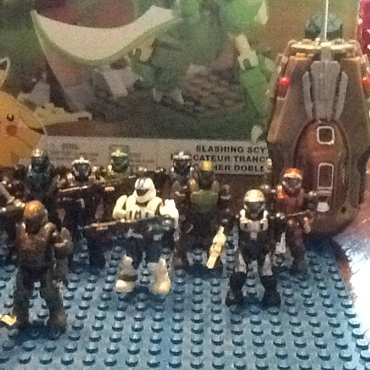 Image of: my odst army