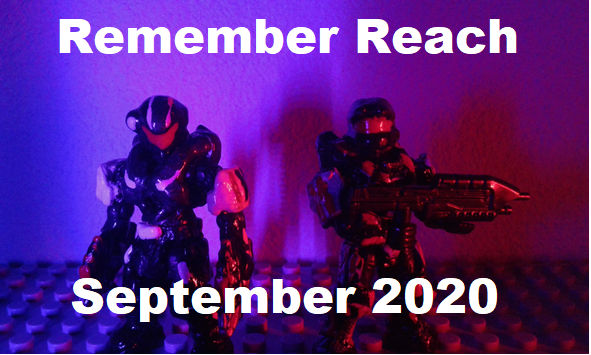 Image of: Remember Reach (The start of the Mutoverse)
